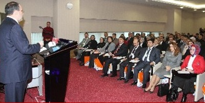 AK Parti halkla ilişkiler toplantısı yapıldı