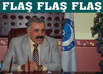 Ali Uğraş Şanlıurfasporda istifa etti