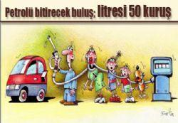 Petrolü bitirecek buluş; litresi 50 kuruş