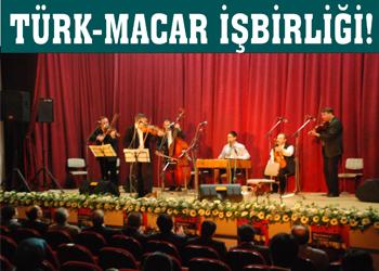 Macar Robert Lakatos Şair Nabide konser