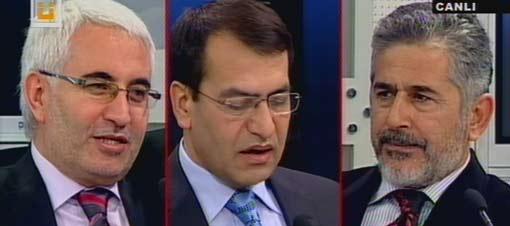 Mürşitpınar sınır kapısı Ülke TV'de tartışıldı