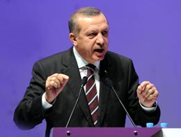 Başbakan Erdoğan muhalefete rest çekti