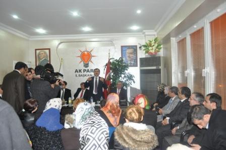 AK Parti hedefi; 12 Haziran'da 12 de 12