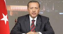 Erdoğan: Siyasi gaz sıkışması