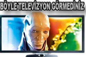 BÖYLE TV GÖRMEDİNİZ