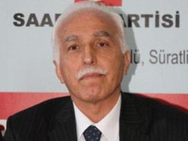 Saadet'in yeni genel başkanı belli oldu