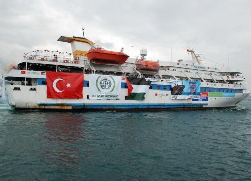 Mavi Marmara Urfa'ya geliyor