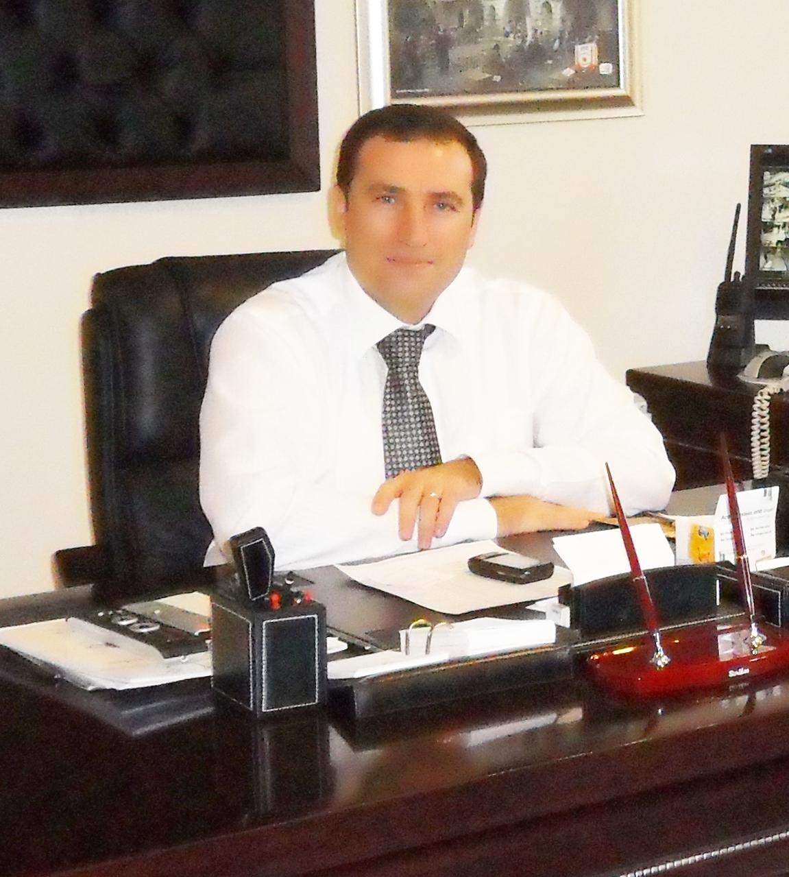 İzzet Korkmaz' istifa ediyor