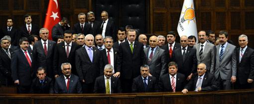 19 belediye başkanı AK Parti'ye katıldı