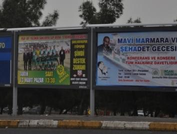 Fakıbaba'dan Urfaspora billboardlı destek