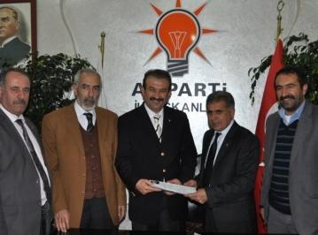 Odabaşı AK Partiden aday oldu
