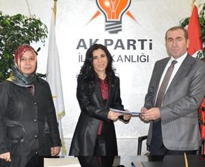 Başhemşire Türkan'da Adaylığını Açıkladı
