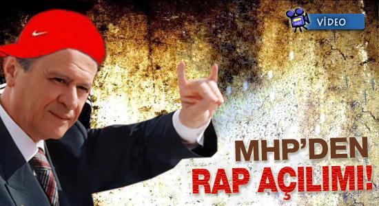 MHP'den ülkücü RAP açılımı!