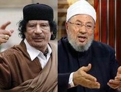 İsrail İçin Kaddafi İyi Bir Dost; Karadavi İse Bir Kâbus