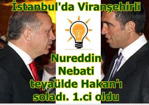 İstanbul temayülüne damga vuran Urfalı; Nureddin Nebati