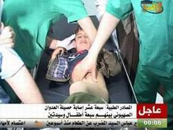 İsrail Gazze'yi Vurdu: Çoğu Kadın ve Çocuk 18 Yaralı