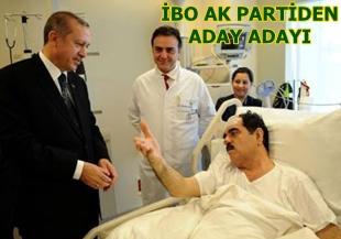 İbrahim Tatlıses AK Parti'den aday!