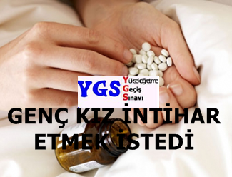 YGS, Birecikli öğrenciyi intihara sürükledi