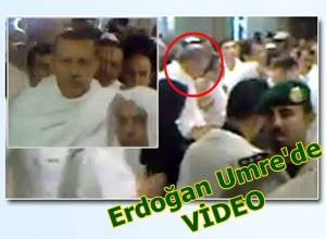 Erdoğan Umre'de İhrama Girdi-VİDEO