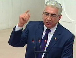 MHPli Faruk Bal, TBMMde yaptığı konuşmada hükümete çattı!