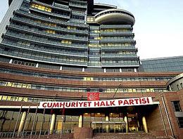 CHPde MYK Kemal Kılıçdaroğlu başkanlığında toplandı