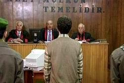 Duruşmada Kürtçe Konuşmak da Yasak