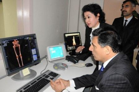 Harran Üniversitesi Hastanesine yeni servis açıldı