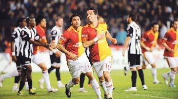 Galatasaray aylar sonra üç puan aldı
