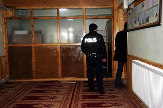 Ulu camiin kapısını çalmak istediler
