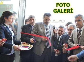 Bakan Çelik Pirsus tıp merkezini açtı