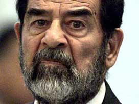 Saddam yaşıyor iddiası