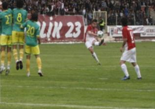 Gakkoş, Urfasporu yendi Bank asyaya çıktı