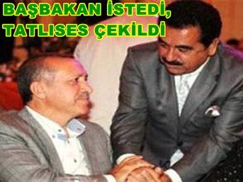 Erdoğan istedi, İbo çekildi