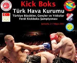 Kickboks şampiyonası başladı