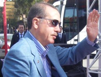 Erdoğan pusuya meydan okudu