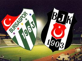 Bursaspor-Beşiktaş maçı iptal, işte tüm detaylar