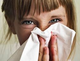 Türkiyenin alerjik bölge haritası çıkarıldı. Karadeniz bölgesi ilk sırada yer alıyor