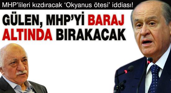 Gülen, MHP'yi baraj altında mı bırakacak?