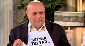 'Seyyar Tayyar' zimmetten tutuklandı