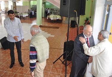 Diyanet personeli Urfa'da buluştu