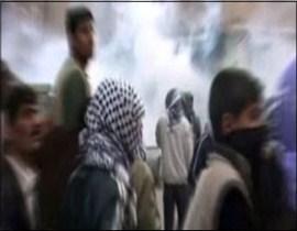 Urfa'da PKK marşı çatışması