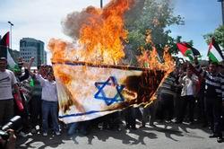 İşgalin 63. Yıldönümünde Siyonist İsrail Protesto Edildi