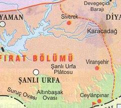 Karacadağ askeri alan oldu