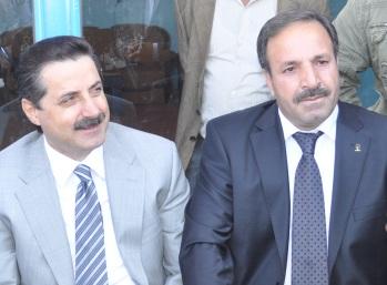 MMP'li Yıldız, AK Partiye geçti