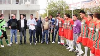 Futbol turnuvası muhteşem bir finalle sona erdi