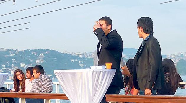 'Liselilerin İçkili Tekne Partisi'ne Bakanlık El Koydu