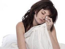Alerjik hastaların burunlarından nefes alma güçlüğü çekerler. Bu nedenle de uykularını hiç alamazlar