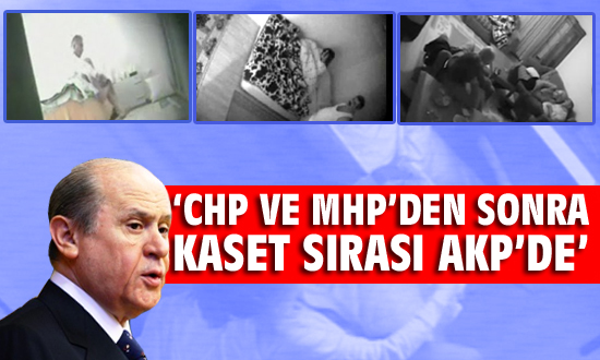 'CHP ve MHP'den sonra sıra AKP'de'