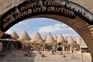 Urfa, Dünya Tarihi Kentler Birliğine Üye Oluyor