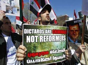 Suriye Ayaklanması ve Dış Müdahaleler